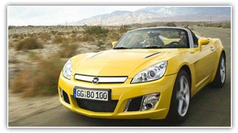 Opel tirará de linha todos os conversíveis da marca, na europa