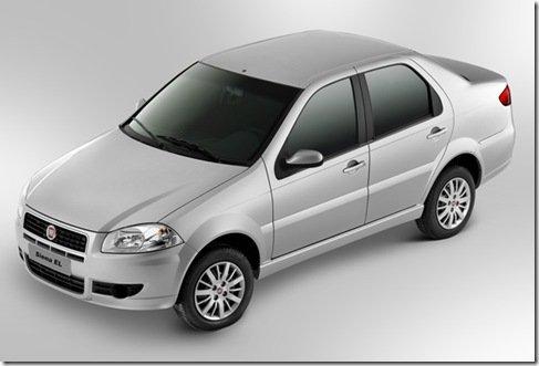 FIAT lança nova versão do Siena cheia de equipamentos