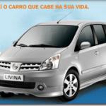 Nissan cria contador regressivo para o lançamento do Livina