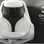 Grife Chanel inspira esportivo futurista