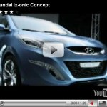 Vídeo-Hyundai ix-onic Concept
