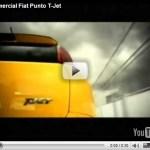 Comercial Fiat punto T-Jet