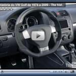 A história do Volkswagen Golf, de 1974 a 2009