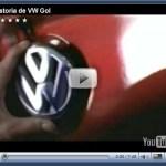 A história do Volkswagen Gol
