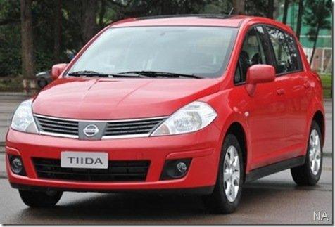 Nissan Tiida ganha motor flex, 2cv a mais e até mais ítens de série