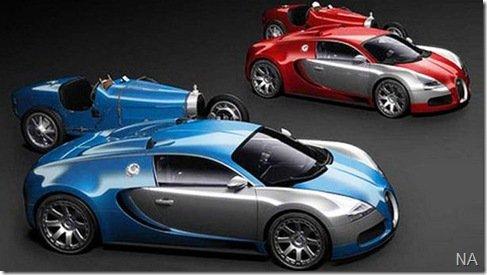 Veyron 16.4 Centenaire aparece na internet