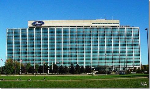 Ford se reestrutura e reduz dívida em 9,9 bilhões de dólares