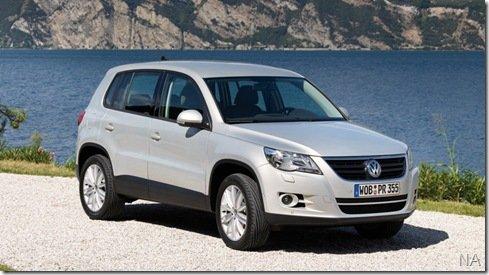 Volkswagen Tiguan chega ao Brasil em maio
