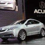 Acura ZDX é apresentado em Nova Iorque