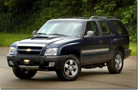 Chevrolet chama proprietários dos modelos Blazer e S10 2009 para Recall