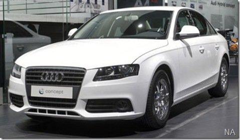 Audi A4 ganha motor a diesel bem econômico
