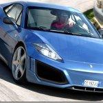 Projeção e mais dados sobre o novo Ferrari F430