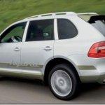 Porsche confirma lançamento da versão híbrida do Cayenne em 2010