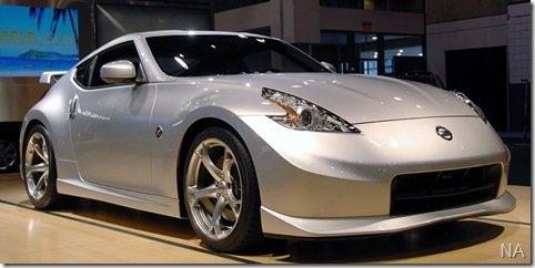 Nissan 370z Nismo é apresentado em Nova Iorque