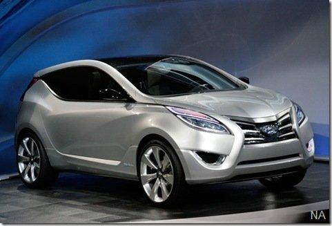 Nova Iorque: Hyundai apresenta crossover futurístico