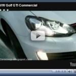 Primeiro comercial do Golf GTI europeu