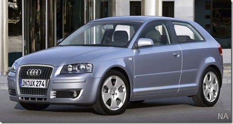 Audi vai trazer A3 1.4 turbo até fim do ano
