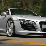 Audi mostrará R8 Spider em Frankfurt