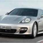 Porsche já trabalha em versão Cabrio do Panamera