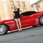 Corvette de 620cv by Karvajal Designs