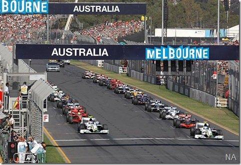15 equipes se inscrevem para a Fórmula 1 2010