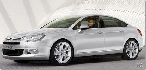 Citroën volta a vender o C5 no Brasil