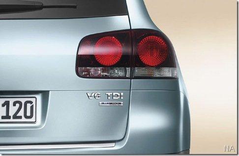 Volks lança Touareg BlueMotion na Europa
