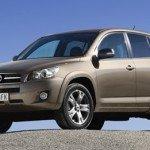 Toyota está preparando RAV4 híbrido para ser lançado no ano que vem