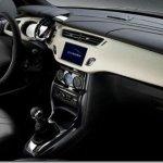 Citroën mostra imagens do interior do DS3