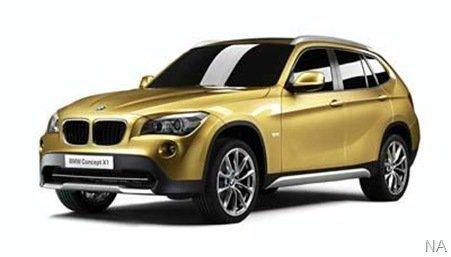 BMW divulga novas imagens do X1
