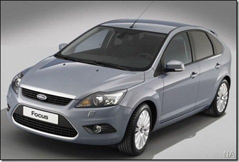 Novo Ford Focus com motor 1.6 flex chegará em junho