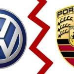 Volkswagen suspende negociações a respeito de sua fusão à Porsche
