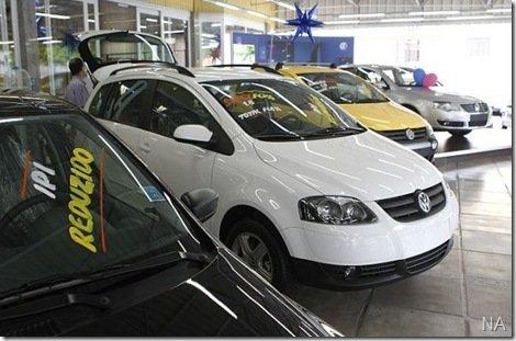 Mesmo com a crise, Brasil supera Reino Unido, Itália e França na venda de carros