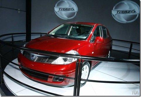 Trazo C será Chrysler, e chega em Setembro