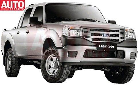 """Novas imagens da """"nova"""" Ranger – Agora elas são oficiais"""