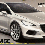 Revista francesa divulga projeções do novo Peugeot 408