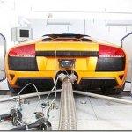 Lamborghini quer reduzir emissões e planeja carro híbrido
