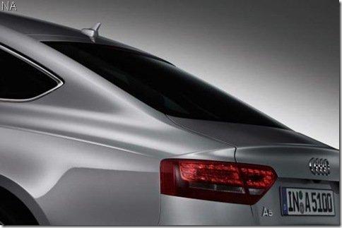 Audi revela primeira imagem do A5 Sportback