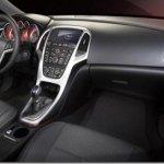 Opel apresenta o interior do novo Astra