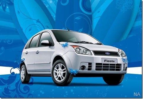 Ford reduz preços da linha fiesta Fiesta e do crossover Edge