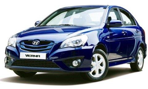 Hyundai apresenta Verna reestilizado