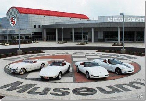 1.5 milhões de Corvettes construídos