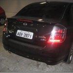 Segredo – Nissan Sentra SE-R aparece em Curitiba