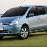 Nissan Grand Livina custará R$ 54.890