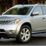 Nissan chama 152 unidades do Murano para reacall