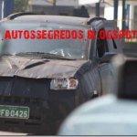 Novo Mille segue sua rotina de testes perto da Fiat