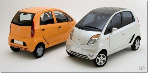 Tata espera que o Nano esteja a venda nos EUA em 2011