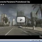 Novo video promocional do Porsche Panamera