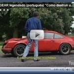 Video – Noções básicas de como se destruir um Porsche 911