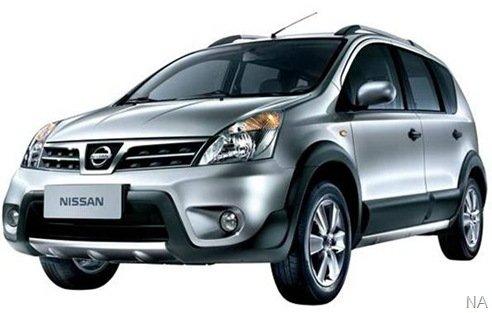 Nissan confirma o lançamento da versão aventureira da Livina